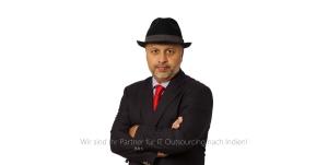 Nadeem Arif, Geschäftsführer