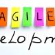 agile Programmierung auf Post Its