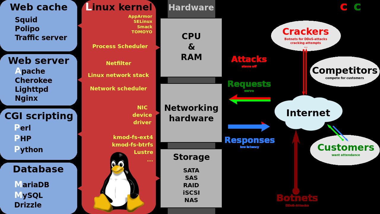 LAMP Software Bundle